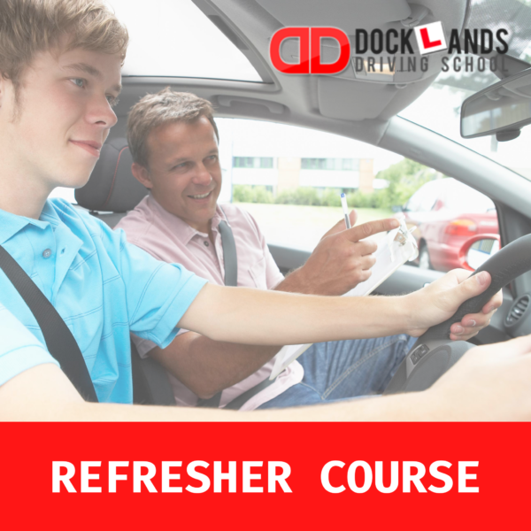 refresher driving course east london