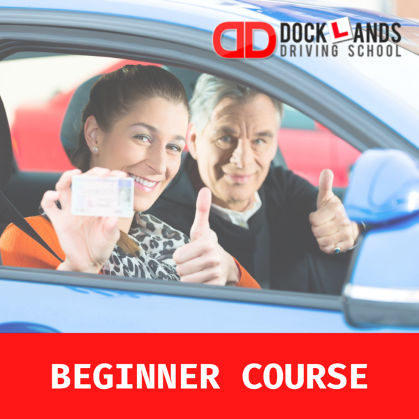 beginner driving course east london
