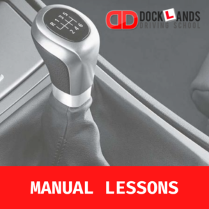 manual driving lessons east london
