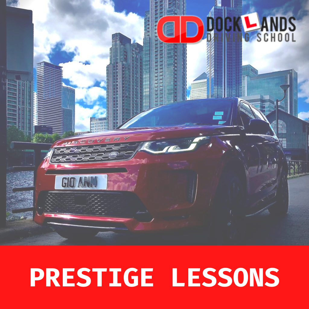 prestige car driving lessons east london