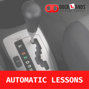 choose automatic driving lessons east london